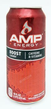 Amp Boost Cherry (2012)