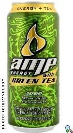 Amp Energy with Green Tea (2009)