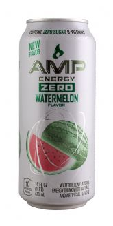 AMP Energy Zero Watermelon