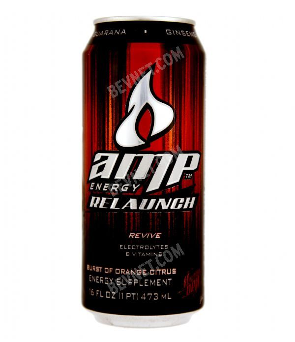 AMP Energy Drink: