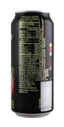 AMP Energy Drink: Amp StrawLime Facts