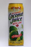 updated Amy & Brian Coconut Juice w/Lime