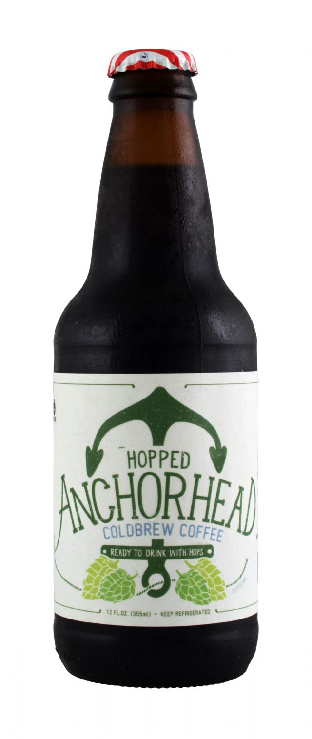 Anchorhead Coffee: Anchorhead Hopped Front