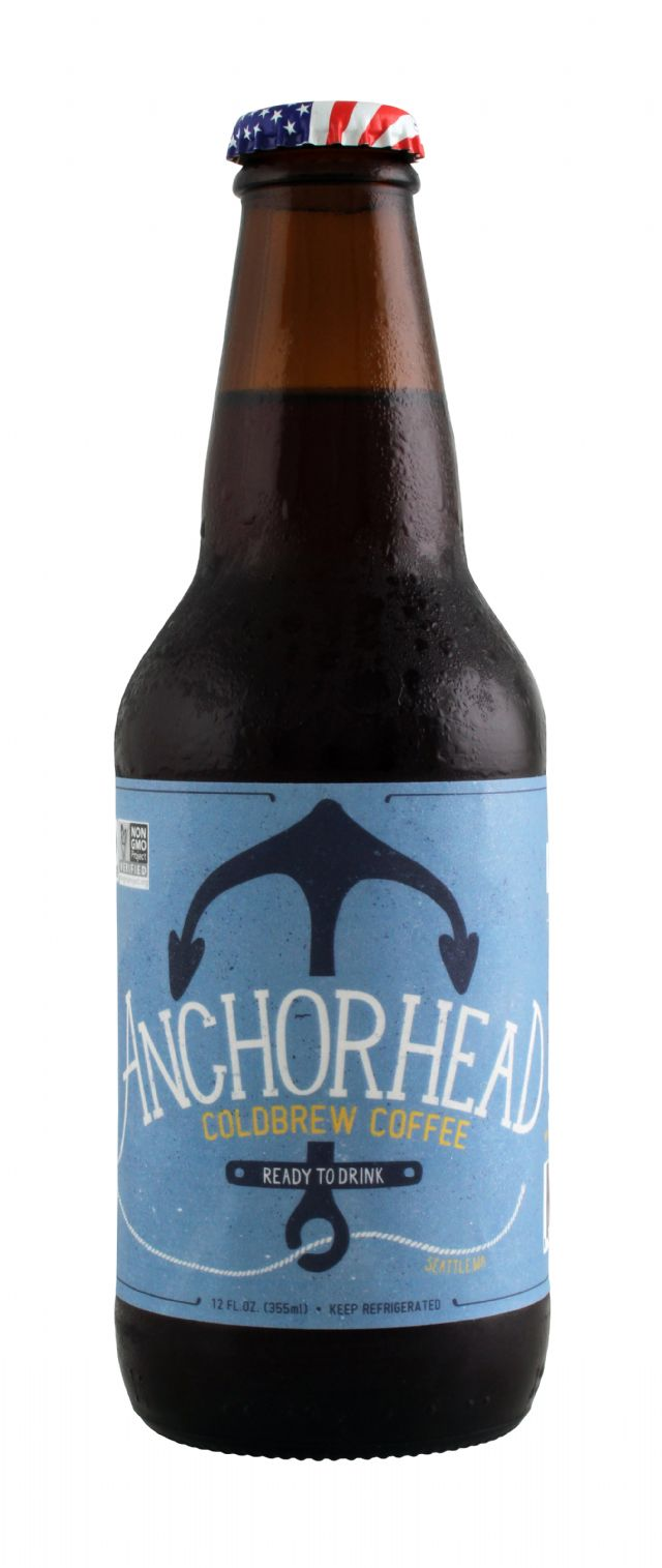 Anchorhead Coffee: Anchorhead ColdBrew Front