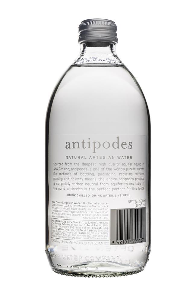 Antipodes: Antipodes-ArtisianWater