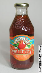 Tangerine Fruit Tea