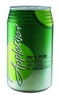 Appletiser: Appletiser new can