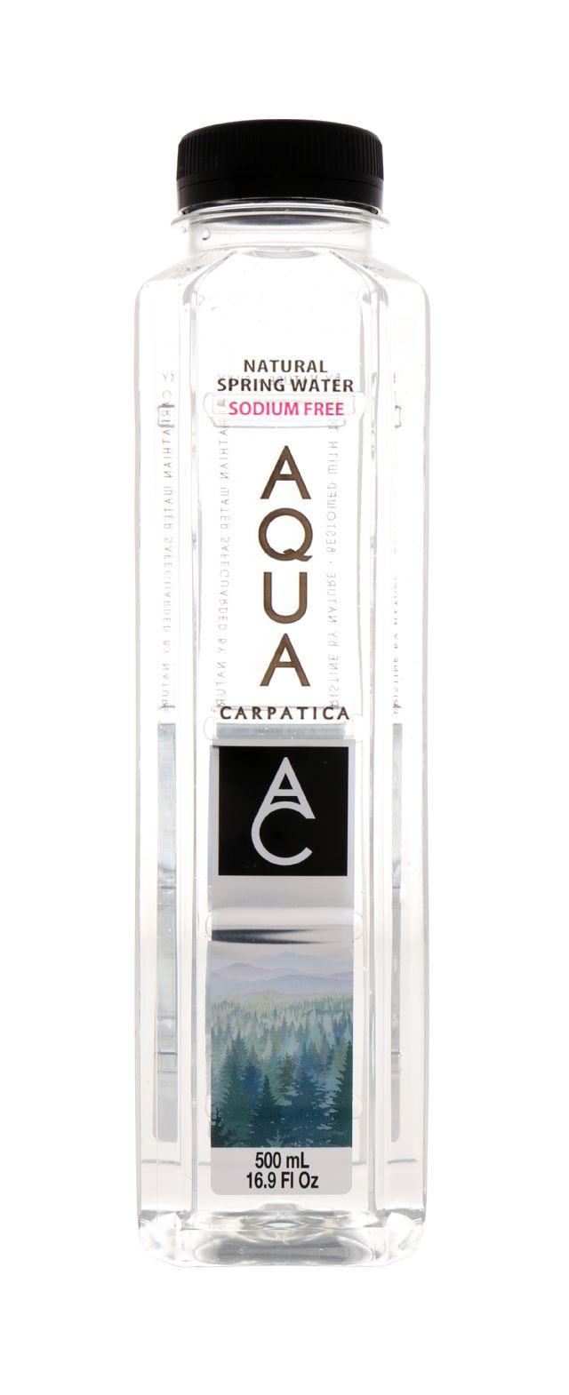Aqua Carpatica: Aqua Front