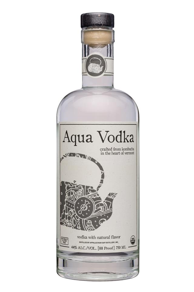 Aqua ViTea Kombucha: AquaVita-750ml-AquaVodka