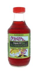 AquaViTea Elderberry Front