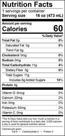 Elderberry-NutritionalPanel