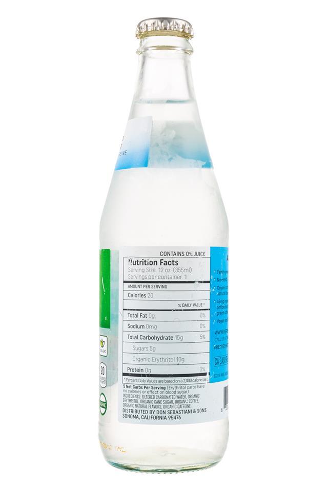 Aqua: DonSebastini-Aqua-Java-Facts