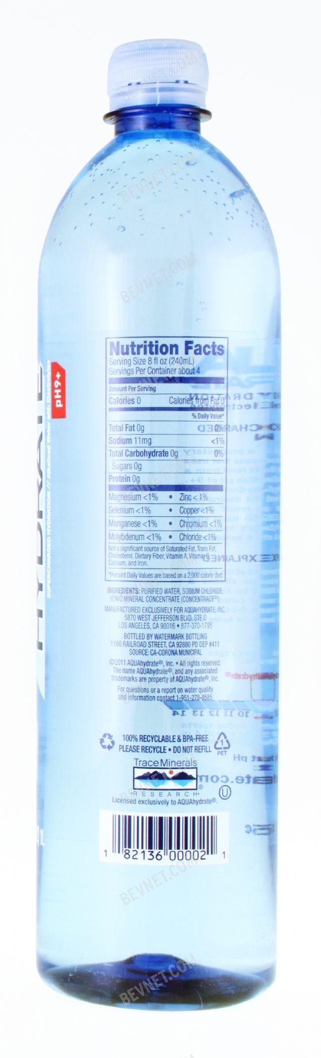 Aqua Hydrate: