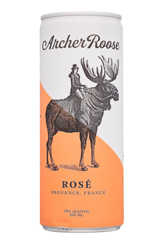 Archer Roose: ArcherRoose-250ml-2021-Rose
