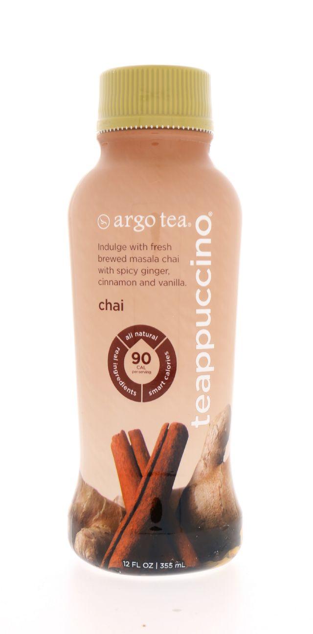 Argo Tea: Argo Chai Front