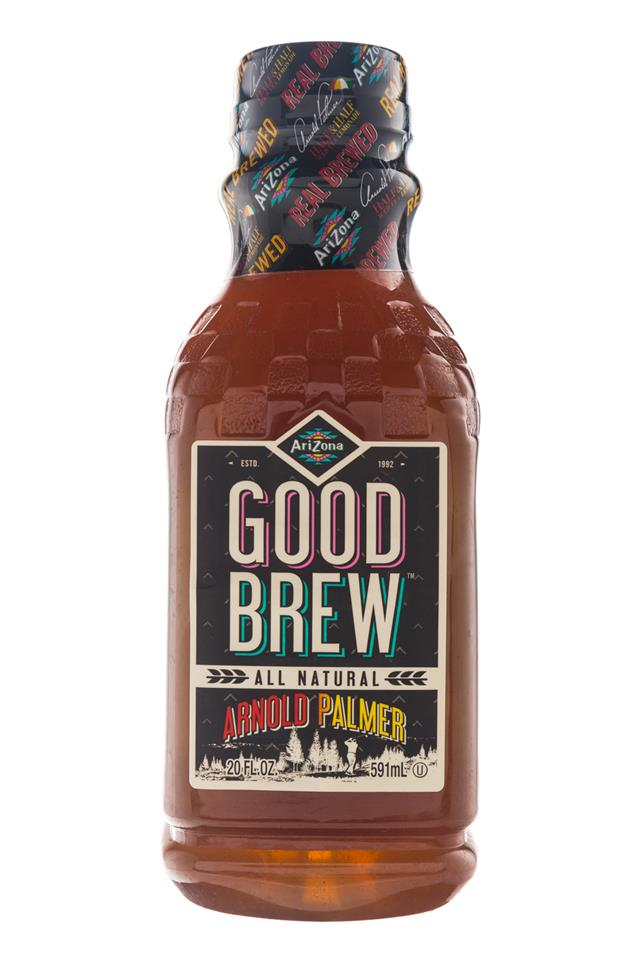 AriZona Good Brew: Arizona-20oz-GoodBrew-ArnoldPalmer-Front