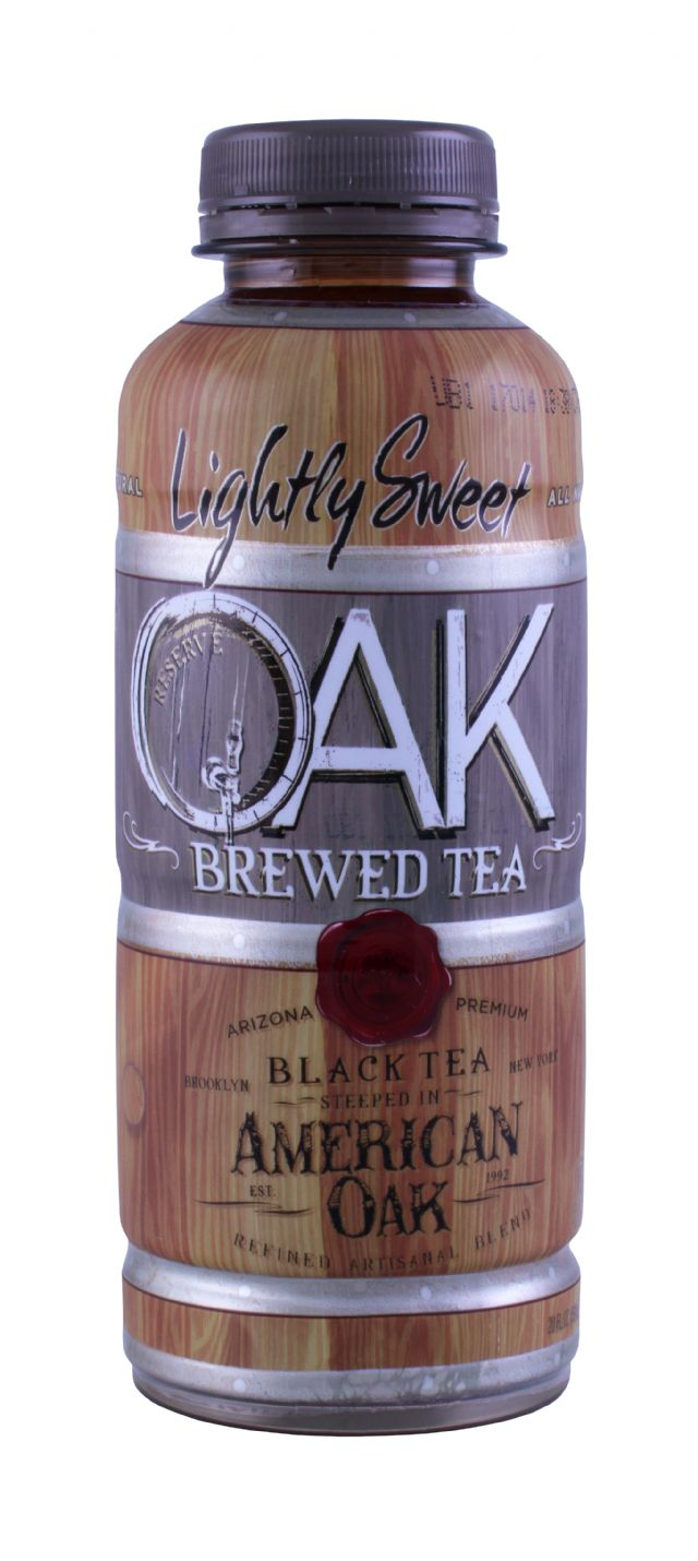 AriZona Oak Reserve Tea: Arizona OakBlack Front