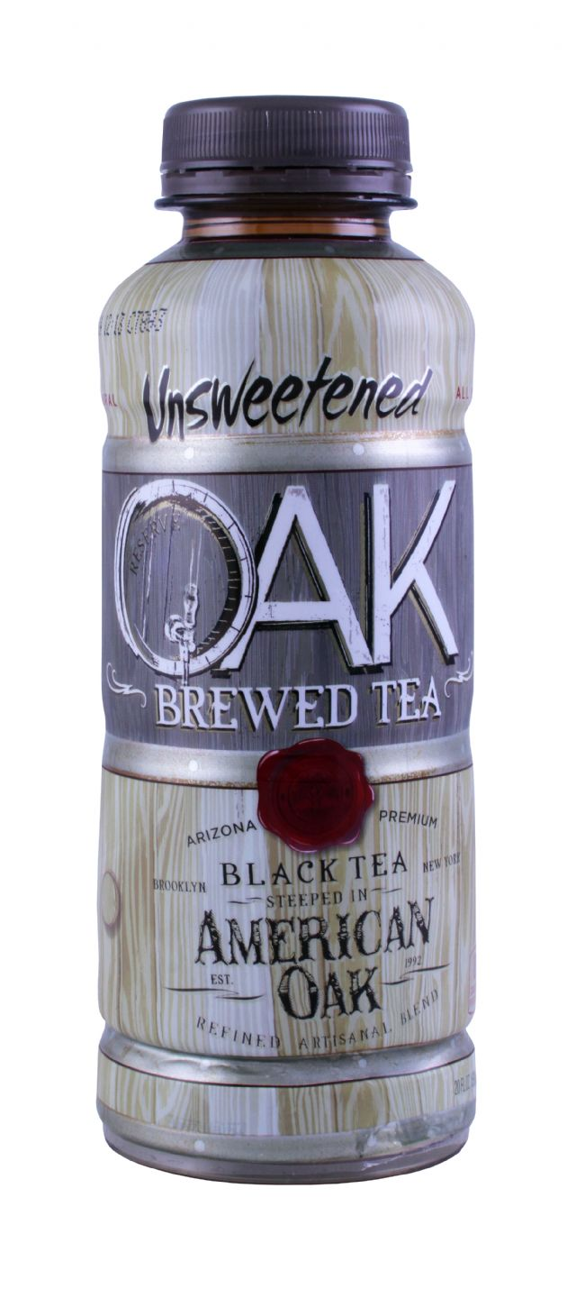 AriZona Oak Reserve Tea: Arizona OakUnsweet Front