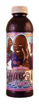 AriZona Shaq Fu Punch: Arizona Shaqfu Grape Front