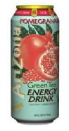 AriZona Green Tea Energy Drink: AriZona Pomegranate Green Tea Energy Drink