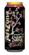 AriZona Green Tea Energy Drink: AriZona Green Tea Energy Drink