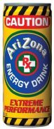 Arizona Caution Extreme Energy Shot: AriZona Caution Performance Energy Drink