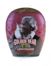 Golden Bear Strawberry Lemonade