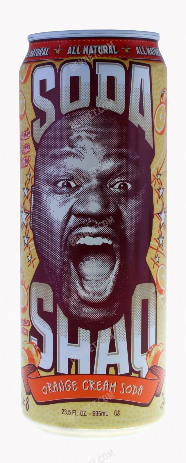 AriZona Soda Shaq: