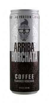 Arriba Coffee Horchata