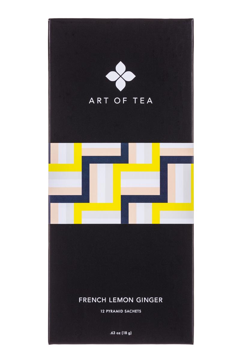 Art of Tea: ArtOfTea-12pck-FrenchLemonGinger