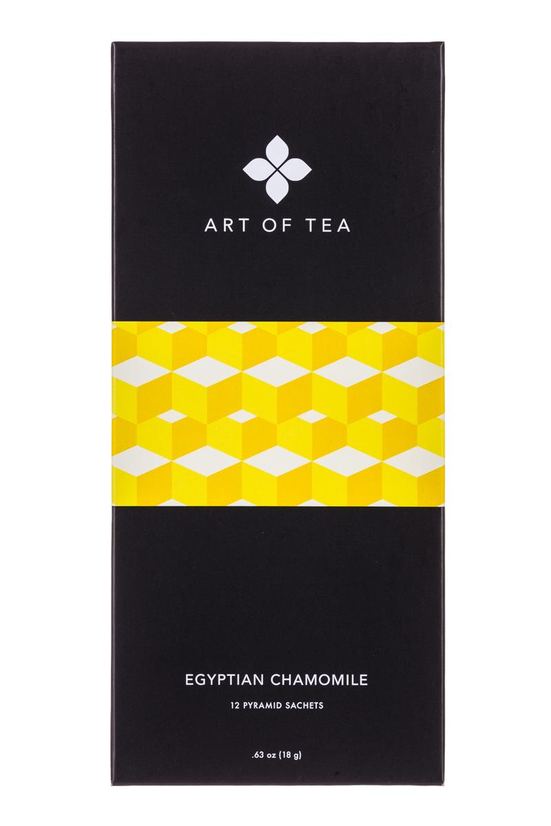 Art of Tea: ArtOfTea-12pck-EgyptuanChamomile