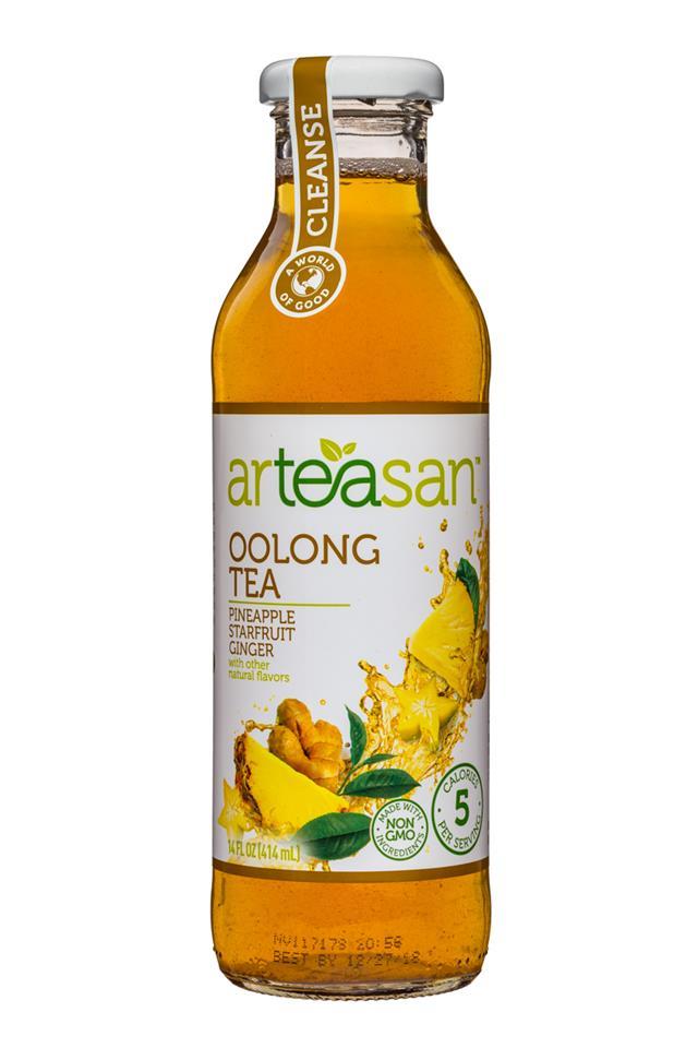 Arteasan: Arteasan-14oz-Tea-Oolong-Front