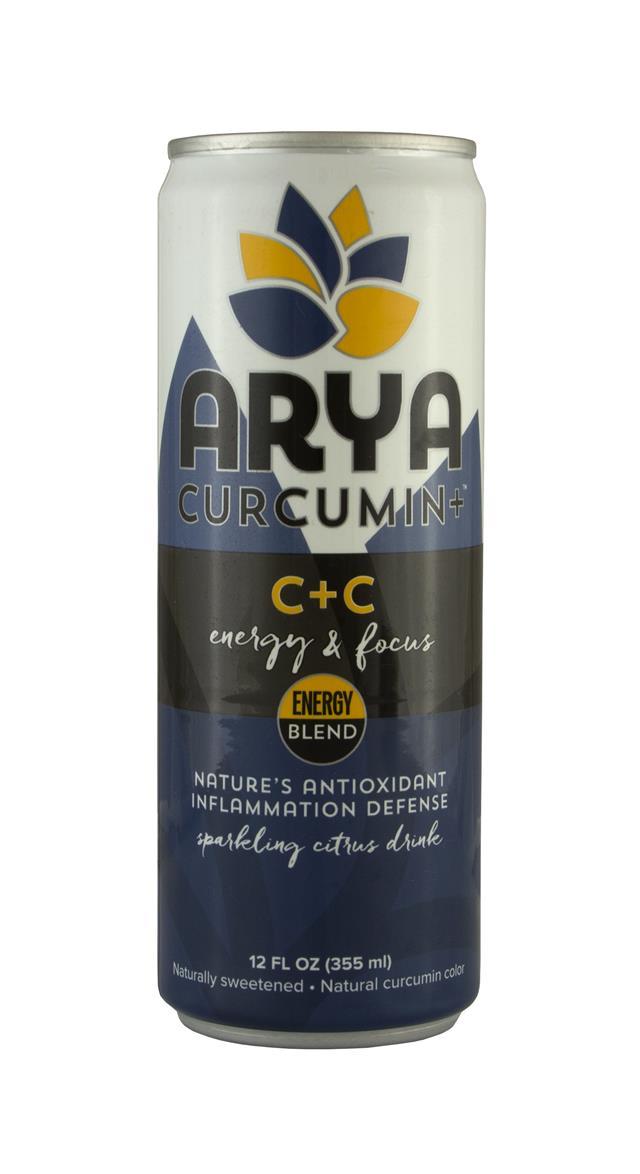 Arya: Arya CurCum Front