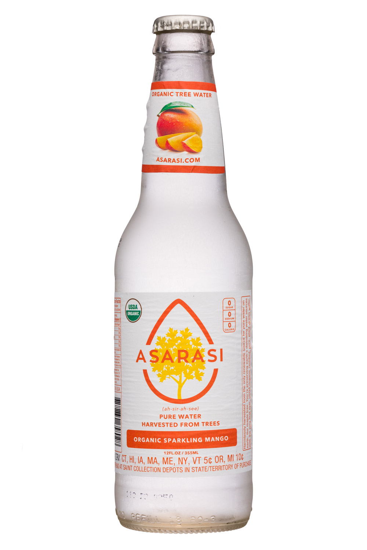 Organic Sparkling Mango 2019