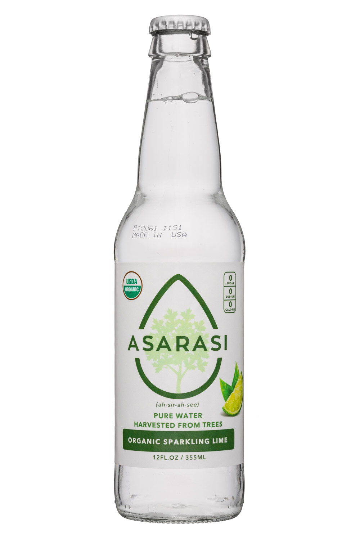 Organic Sparkling Lime