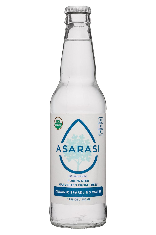 Organic Sparkling Water