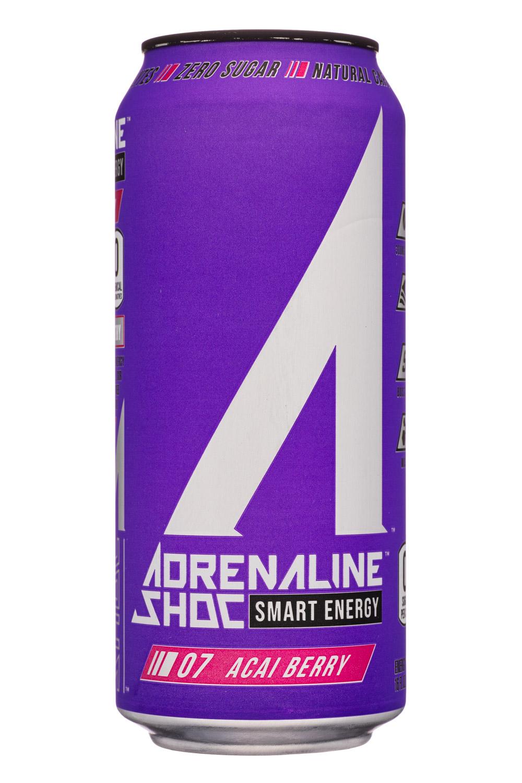 Adrenaline Shoc - 07 Acai Berry