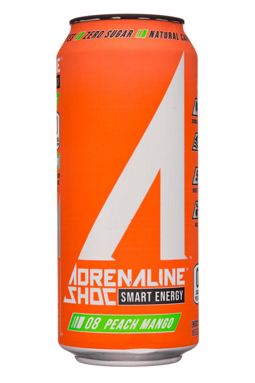 Adrenaline Shoc - 08 Peach Mango