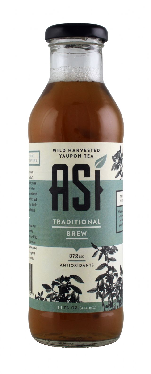 Asi Yaupon Tea: ASI TradBrew Front