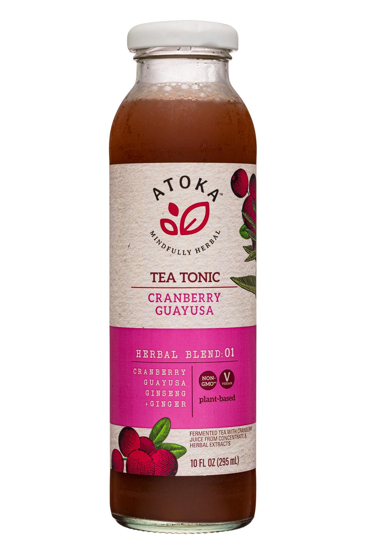 Cranberry Guayusa - Tea Tonic