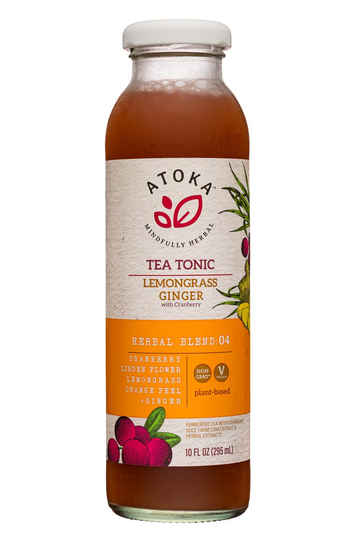 Lemongrass Ginger - Tea Tonic