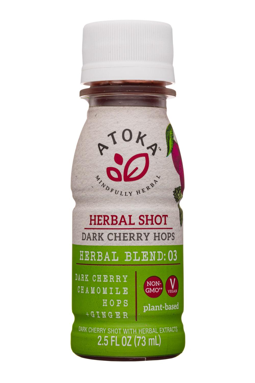 Atoka : Atoka-3oz-HerbalShot-DarkCherryHops-Front