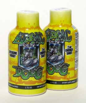 Atomic Energy Drink: