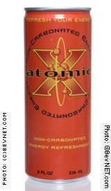 Atomic X Energy Drink: atomicx-can.jpg