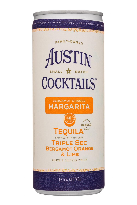 Bergamot Orange Margarita