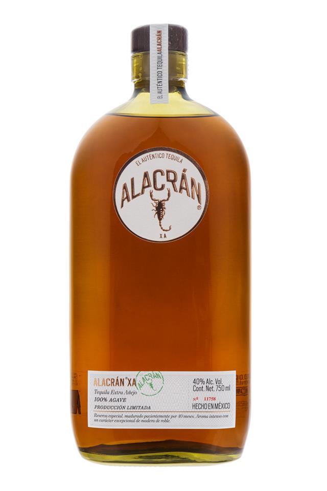 Autentico Alacran Tequila: Alacran-Tequila