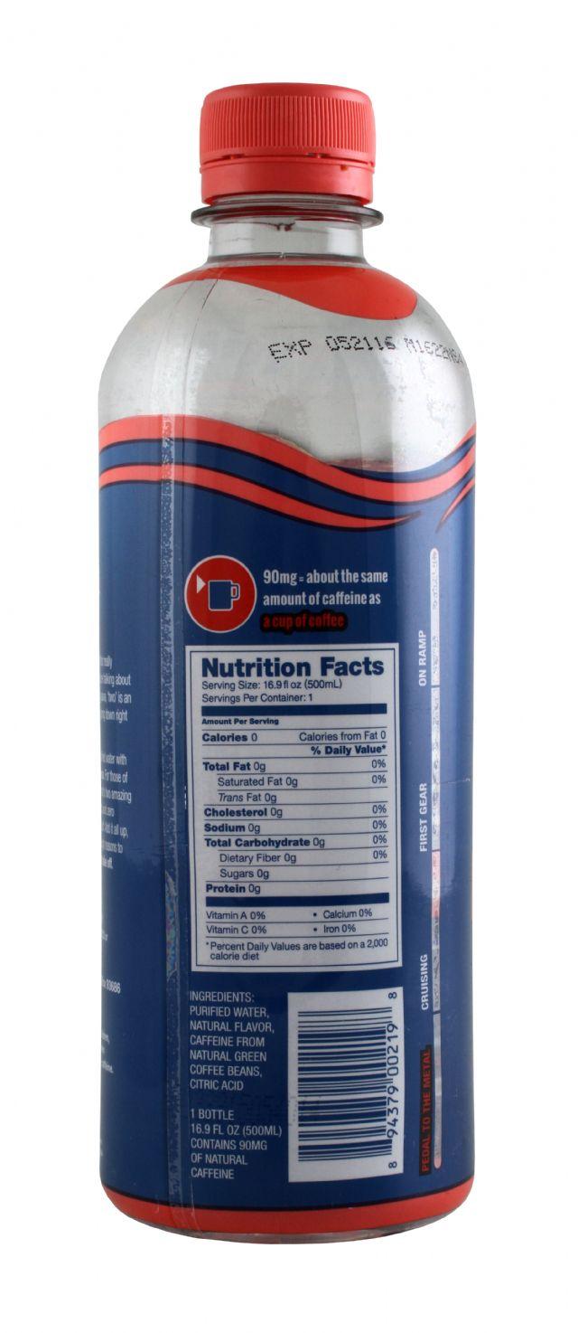 Avitae Caffeinated Water: Avitae StrawGuava Facts