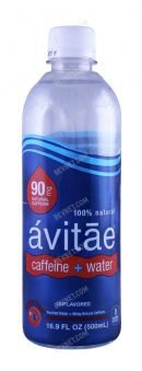 Avitae Caffeinated Water: