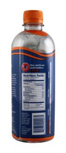 Avitae Caffeinated Water: Avitae Tangerine Facts