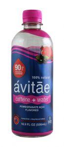 Avitae Caffeinated Water: Avitae PomAcai Front